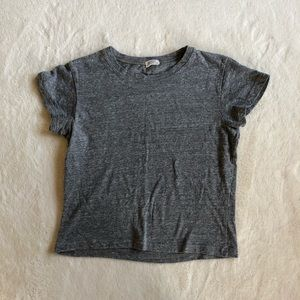 Brandy Melville Cropped Tee